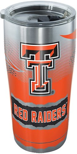 Tervis Texas Tech University 20 oz Knockout Stainless Steel Tumbler