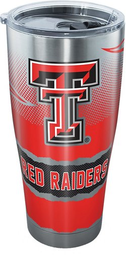 Tervis Texas Tech University 30 oz Knockout Stainless Steel Tumbler