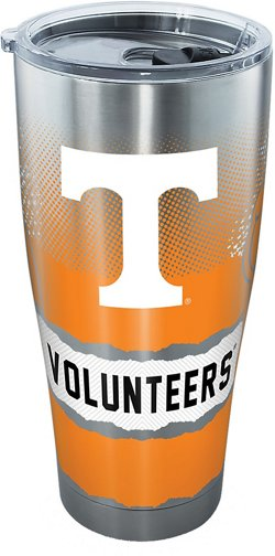 Tervis University of Tennessee 30 oz Knockout Stainless Steel Tumbler