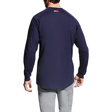 08e5802e Ariat Men's FR Air Long Sleeve Henley Shirt