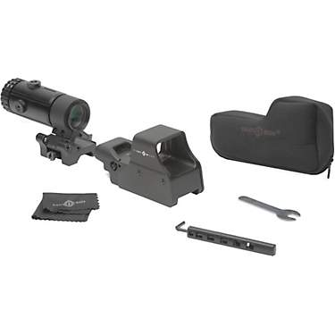 Sightmark Ultra Shot 1x35mm and 3x Magnifier Combo