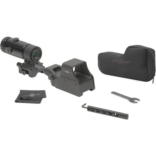 Sightmark Ultra Shot Plus and 3x Tactical Magnifier Set
