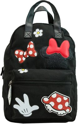 Global Design Concepts Kids' Minnie Mouse Canvas Backpack