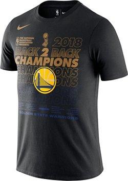 Nike Men's Golden State Warriors Finals Champions Locker Room T-Shirt