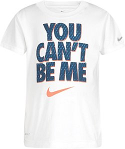 Nike Toddler Boys' You Can't Beat Me T-shirt