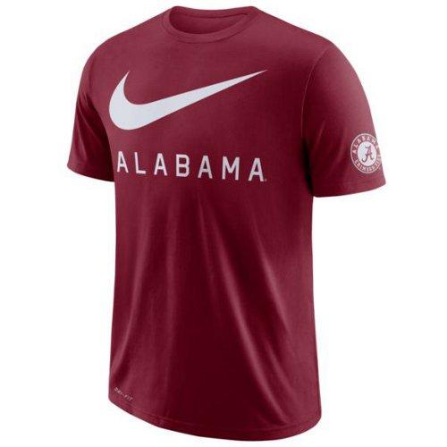 Nike Men's University of Alabama Dry DNA T-shirt