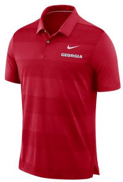 Nike Men's University of Georgia Early Season Polo Shirt