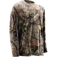 Nomad Boys' Long Sleeve Camo T-shirt