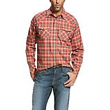 8f0d7e07e7 Ariat Men s Flame Resistant Kenedy Retro Work Shirt