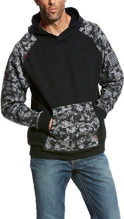 Ariat Men's Patriot Flame-Resistant Hoodie