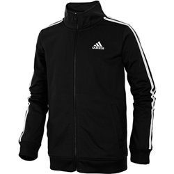 adidas Boys' Iconic Tricot Jacket