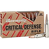 Hornady Critical Defense FTX Rifle Ammunition