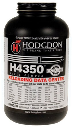 Hodgdon Extreme H4350 1 lb Rifle Powder