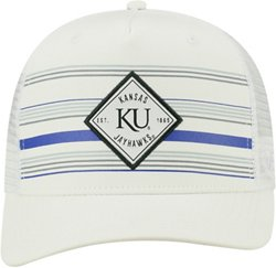 Top of the World Men's University of Kansas 36th Avenue Adjustable Cap