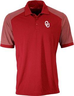 Antigua Men's University of Oklahoma Engage Polo Shirt
