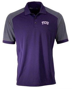 Antigua Men's Texas Christian University Engage Polo Shirt