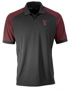 Antigua Men's Texas Tech University Engage Polo Shirt