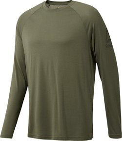 Reebok Men's Supremium 2.0 Long Sleeve Baseball T-shirt