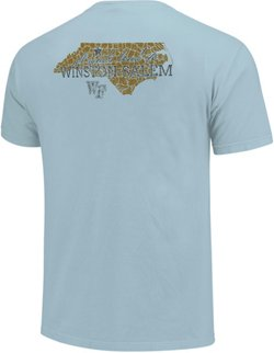 Image One Women's Wake Forest University All Roads Lead T-shirt