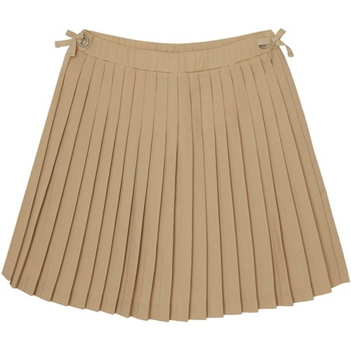 French Toast Girls' Bow Grommet Scooter Skirt