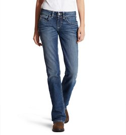 Women's FR Boot Cut Jeans