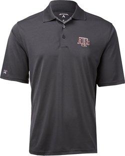 Antigua Men's Texas A&M University Piqué Xtra-Lite Polo