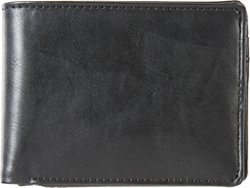 Exact Fit Men's RFID Stretch Bifold Wallet