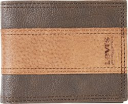 Levi's Men's RFID Traveler Wallet