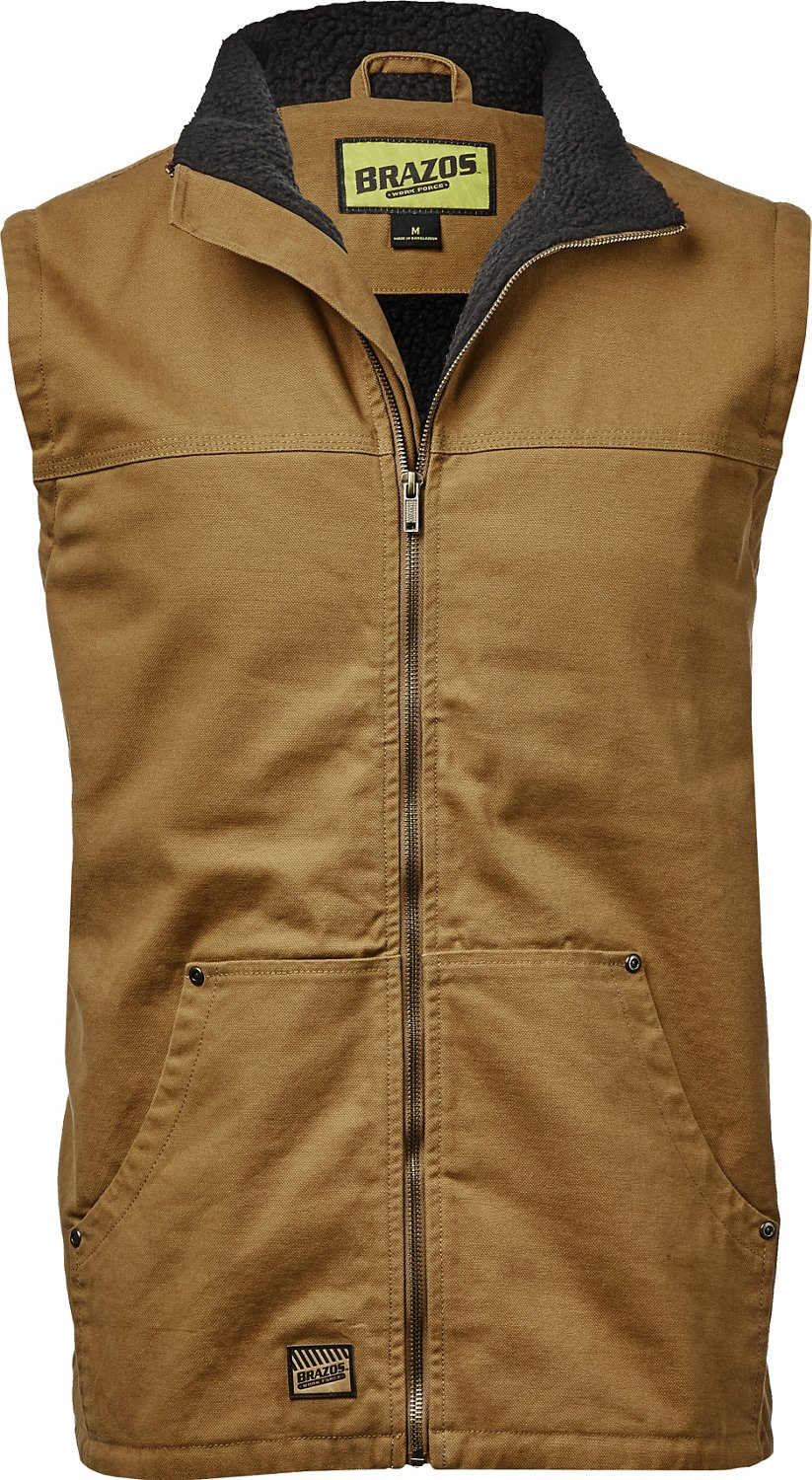 474b383e9b1f11 Display product reviews for Brazos Men s Gate Keeper Full Zip Vest This  product is currently selected