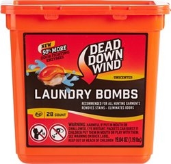 Dead Down Wind Laundry Pods 28-Pack