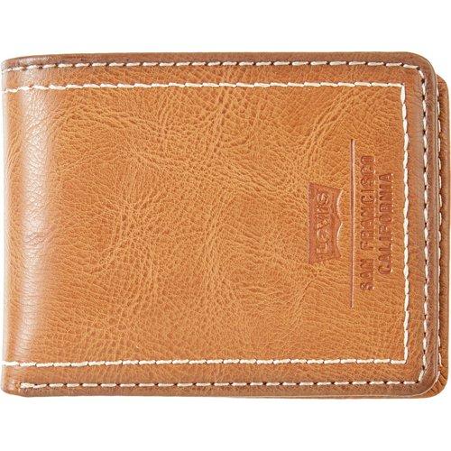 Levi's Men's RFID Extra Capacity Slimfold Wallet