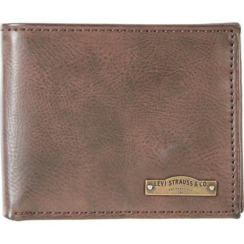 Levi's Men's RFID Traveler Wallet