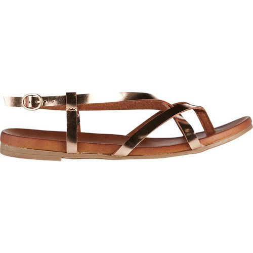 MIA Shoes Women's Anna Strappy Sandals