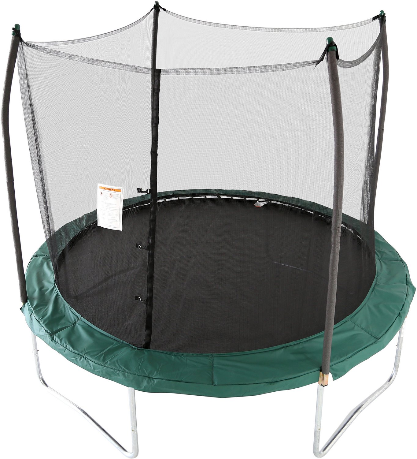 Ferty 10 12 14 15ft Trampoline Pad Waterproof Replacement: Enclosed Trampolines & More