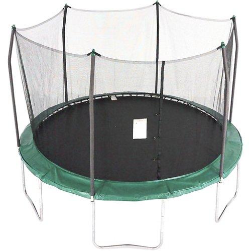 Skywalker Trampolines 12' Round Trampoline with Safety Enclosure