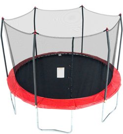 Skywalker Trampolines 12 ft Round Trampoline with Enclosure