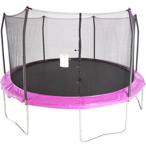 Skywalker Trampolines 15 ft Round Trampoline with Enclosure