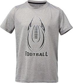 BCG Boys' Football Graphic Training T-shirt