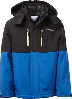 Boys' 3-in-1 Softshell Ski Jacket