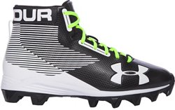 Under Armour Boys' Hammer Mid RM Jr Football Cleats