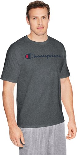 Champion Men's Script Graphic T-shirt