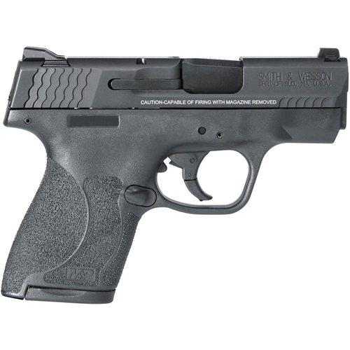 Smith & Wesson M&P9 Shield MA Compliant 9mm Semiautomatic Pistol