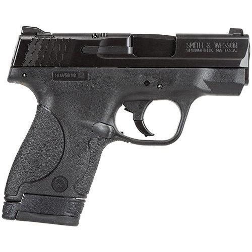 Smith & Wesson M&P9 Shield CA Compliant 9mm Semiautomatic Pistol