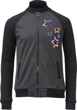 BCG Girls' Athletic Campus Essentials Jacket