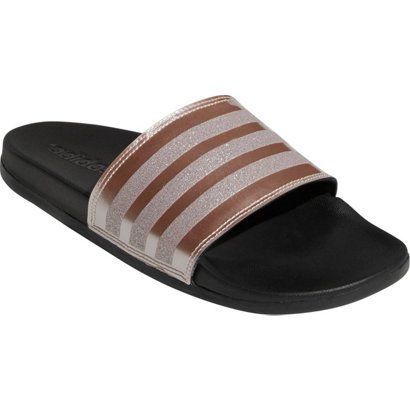 a88aae31a539 adidas Women s Adilette Comfort Slides