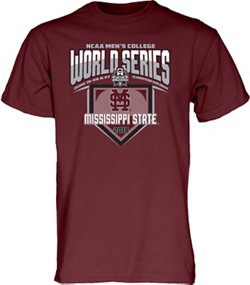 Blue 84 Men's Mississippi State College World Series 2018 T-Shirt