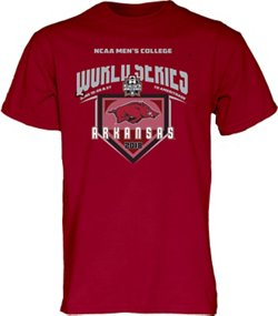 Blue 84 Men's University of Arkansas College World Series 2018 T-Shirt