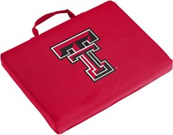 Logo Texas Tech University Bleacher Cushion