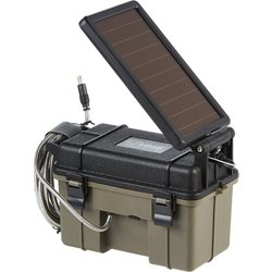 12V Solar Auxiliary Power Pack