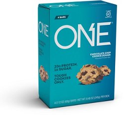One Bar Protein Bars 4 Pack